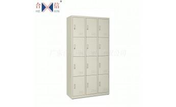 12门储物柜